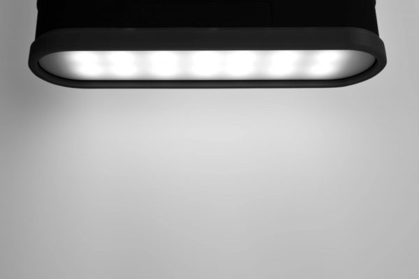 SUNBEAMsystem selected Smart Power Station flash light view