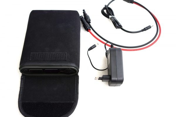 SUNBEAMsystem selected Smart Power Station included cable and AC-adapter